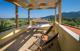 antheon villas golden beach thassos 5 bed maisonette terpsihori 1