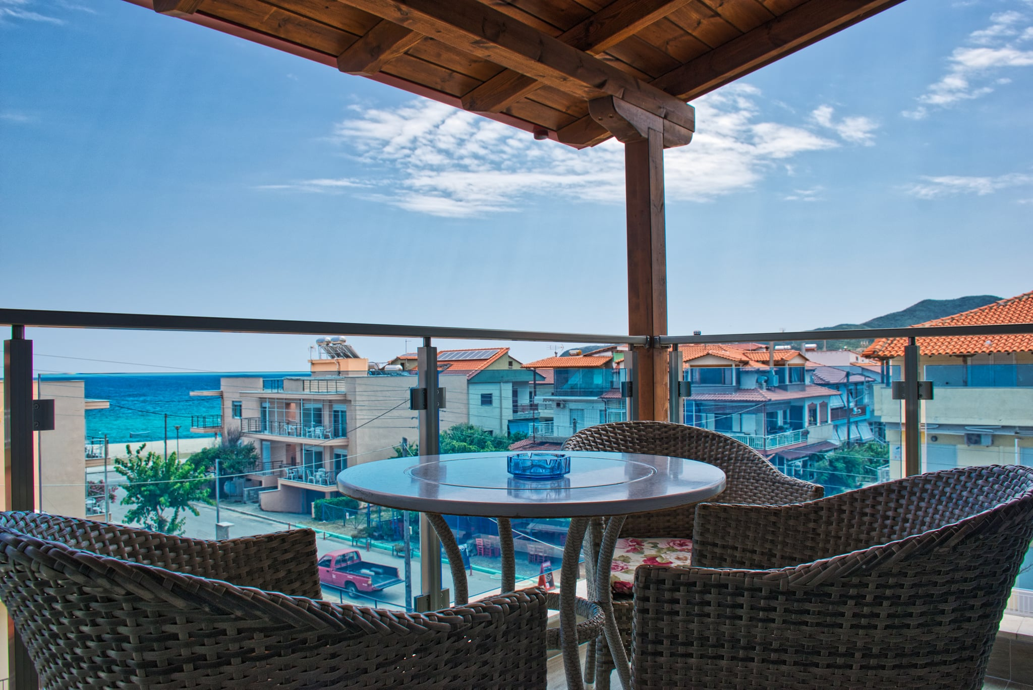 Viky Hotel, Sarti, Sithonia, 2/3 Bed Deluxe Room