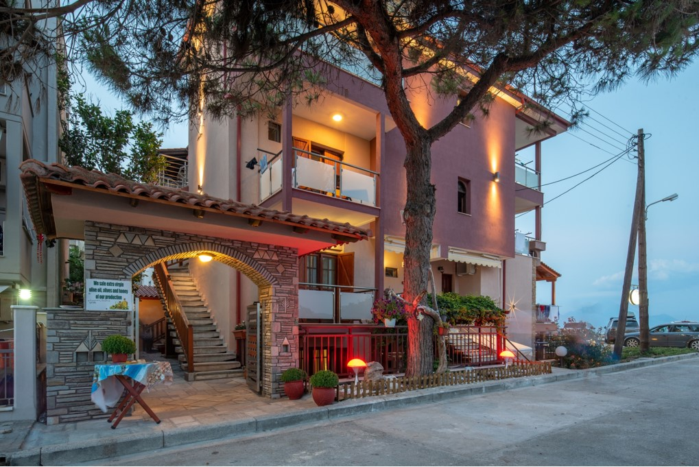 stavros rooms and apartments sarti sithonia 3