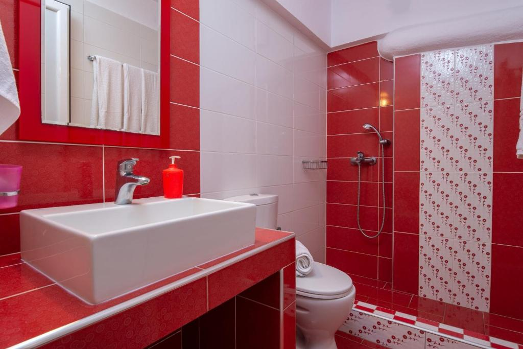 stavros rooms and apartments sarti sithonia 4 bed studio semi based 7