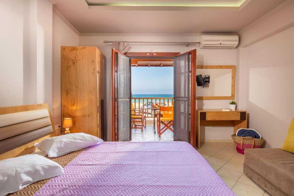 stavros rooms and apartments sarti sithonia 4+1 bed apartment sea view 3