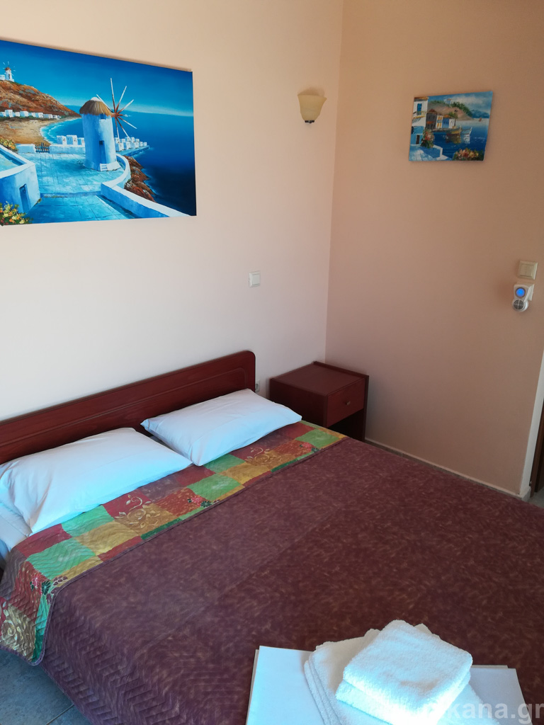 eleni villa skala maries thassos 2 bed studio #5 second floor  (3)