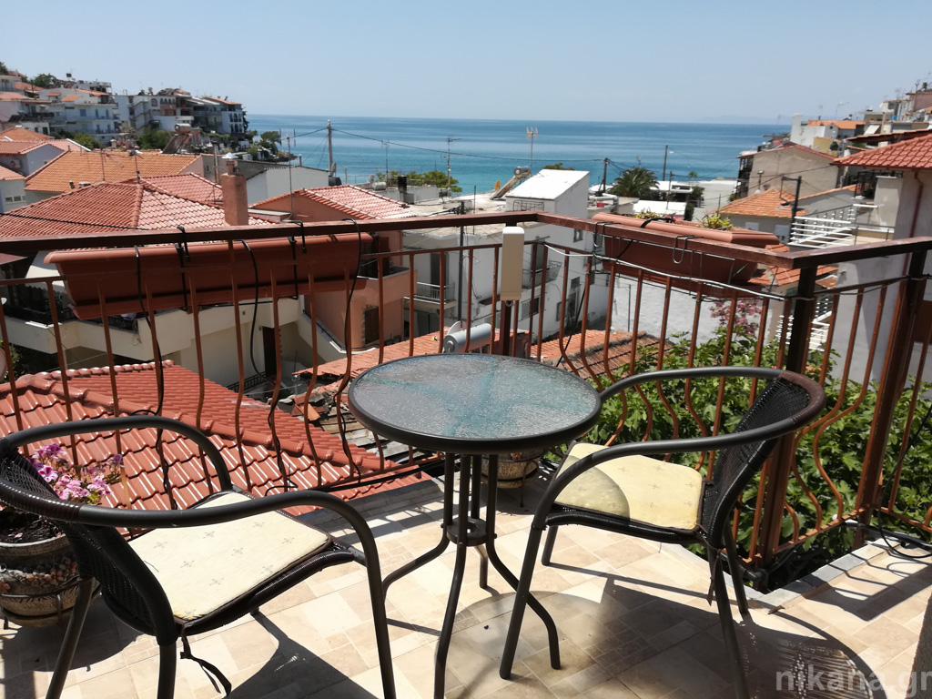 eleni villa skala maries thassos 4 bed studio #4 second floor  (10)