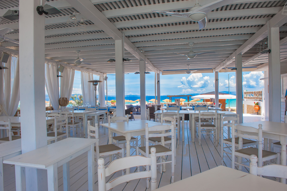 antigoni beach resort ormos panagias sithonia dining 2