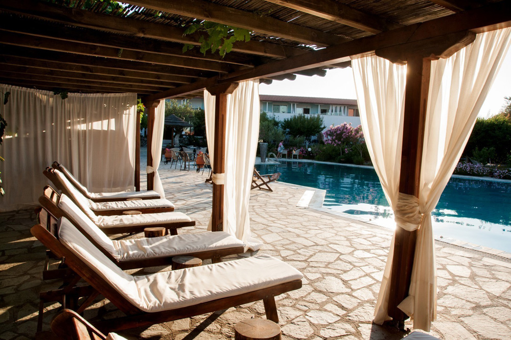 antigoni beach resort ormos panagias sithonia pool 2