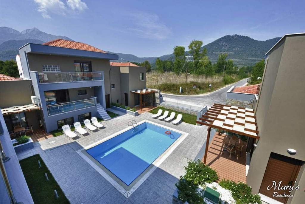 marys residence suites golden beach thassos 3