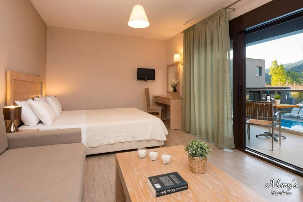 marys residence suites golden beach thassos studio 3