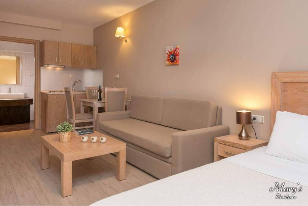 marys residence suites golden beach thassos studio 5