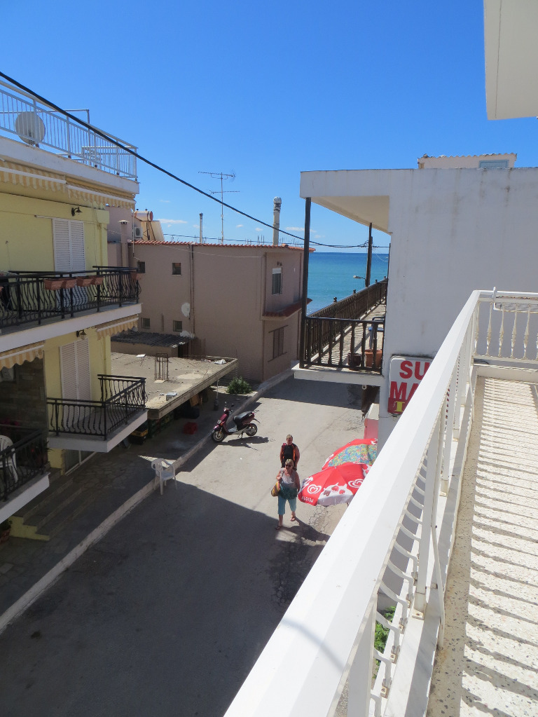 smaro villa limenaria thassos 5 bed apartment 2nd floor balcony sea view 1