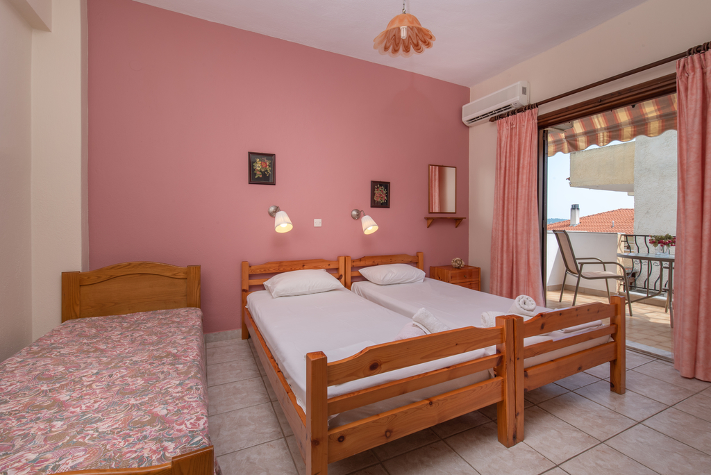 angelika apartments neos marmaras sithonia 3 bed studio 3