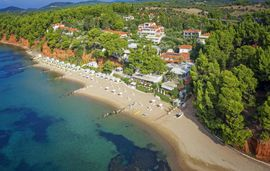 danai beach resort and villas nikiti sithonia the beach 8