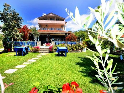 Angelos Garden Hotel - Toroni | Sithonia accommodation | Nikana.gr