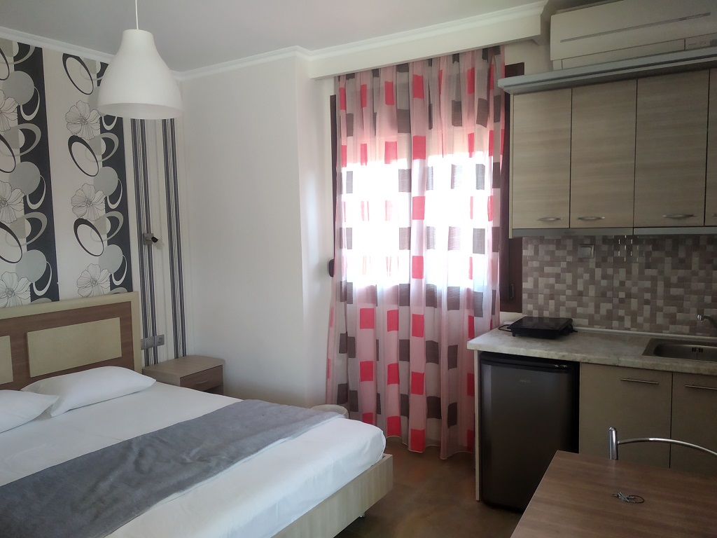 anthemida studios and apartments sykia sithonia 4 bed studio bunk beds 3