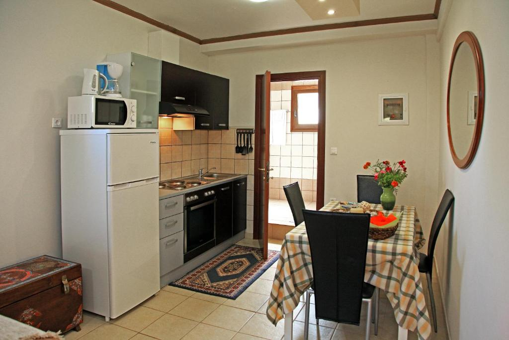 dionysus apartments ierissos athos 4 bed suite ground floor 3