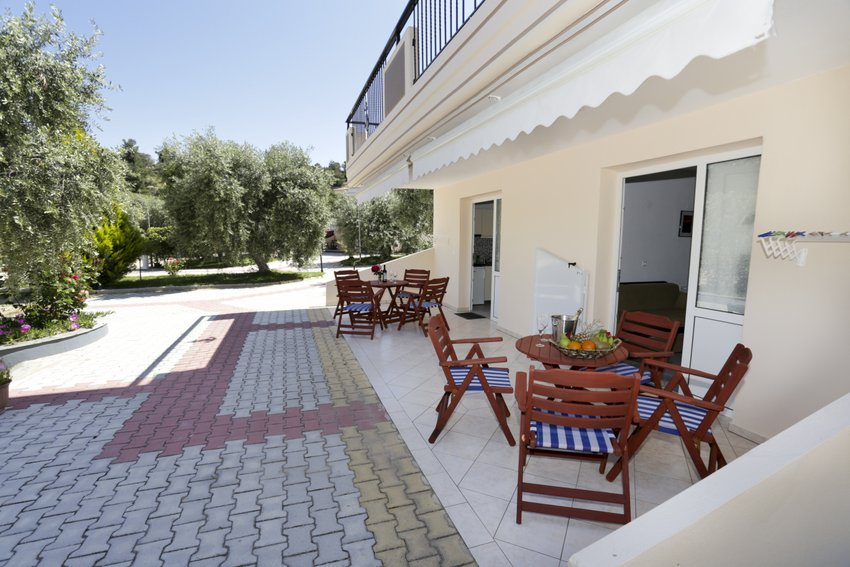 mythos bungalows 3 bed stds potos thassos  (2)