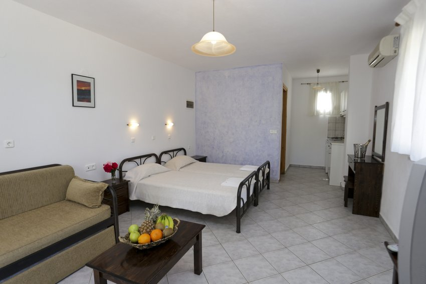 mythos bungalows 3 bed stds potos thassos  (4)