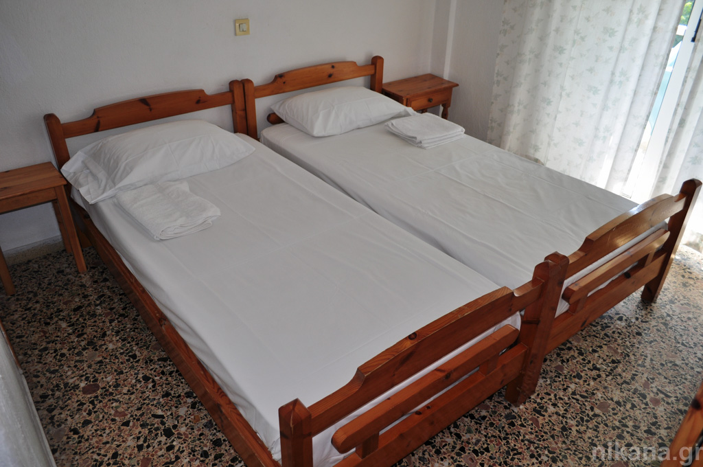 anna rooms potos thassos 2 bed room 1st floor #8  (2)
