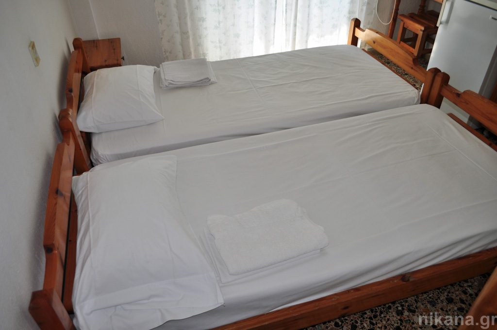 anna rooms potos thassos 2 bed room 1st floor #8  (4)