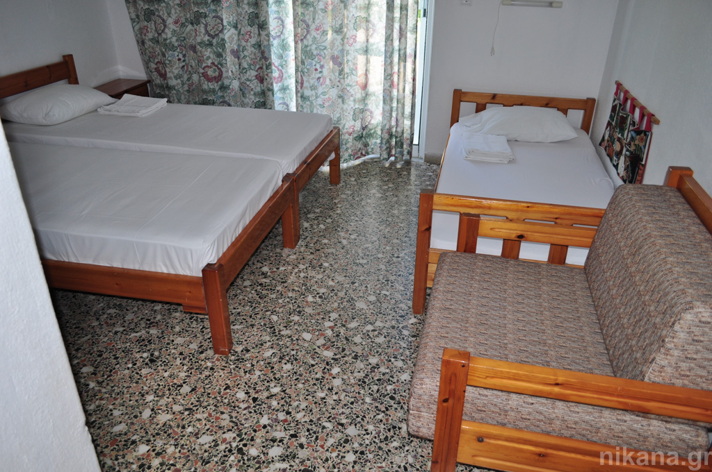 anna rooms potos thassos 3 bed std 1st floor #12  (2)