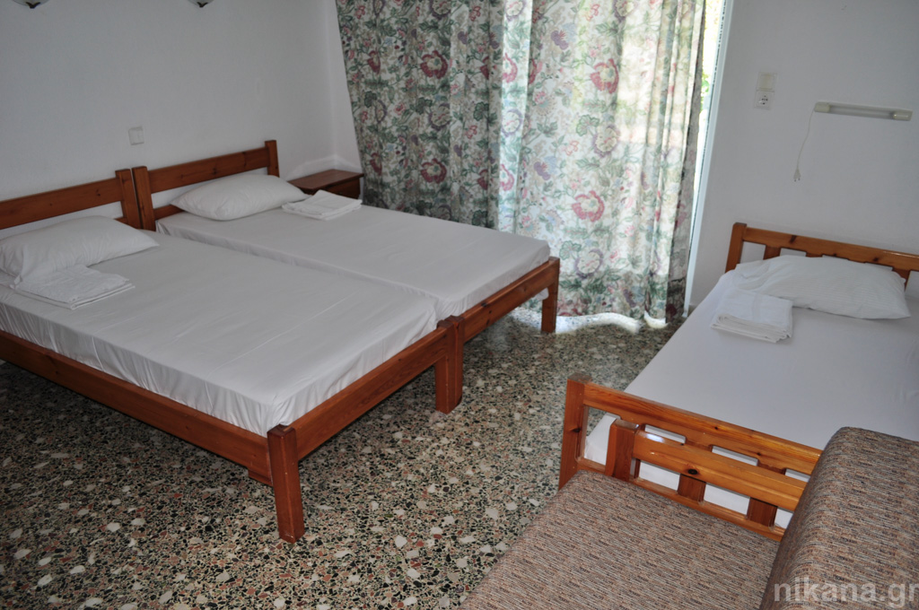 anna rooms potos thassos 3 bed std 1st floor #12  (3)