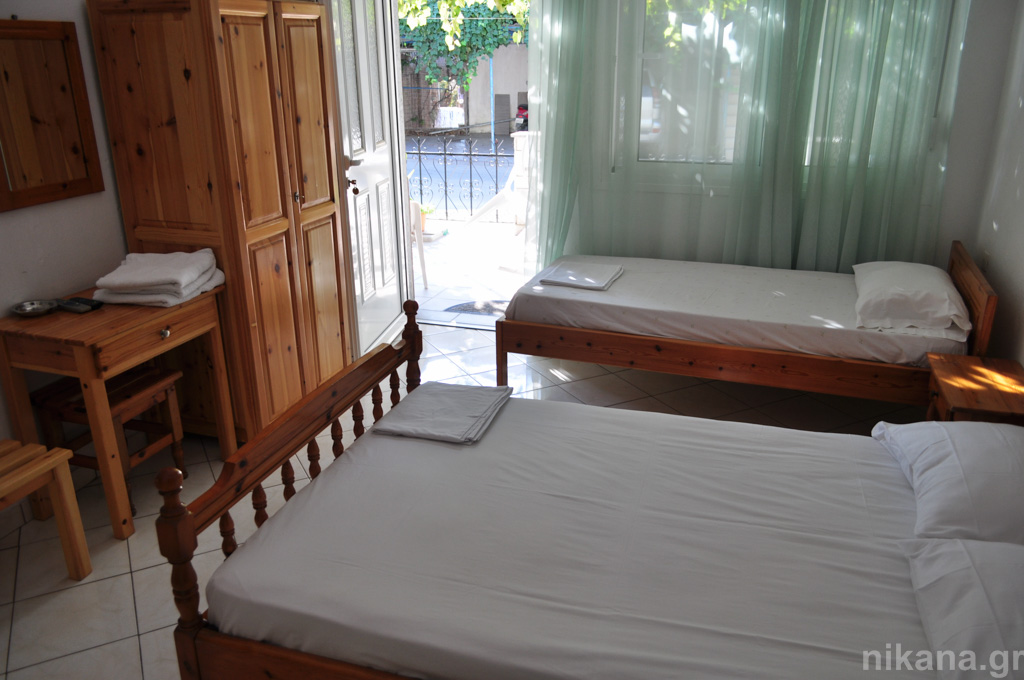 anna rooms potos thassos 3 bed std high ground floor #1  (5)