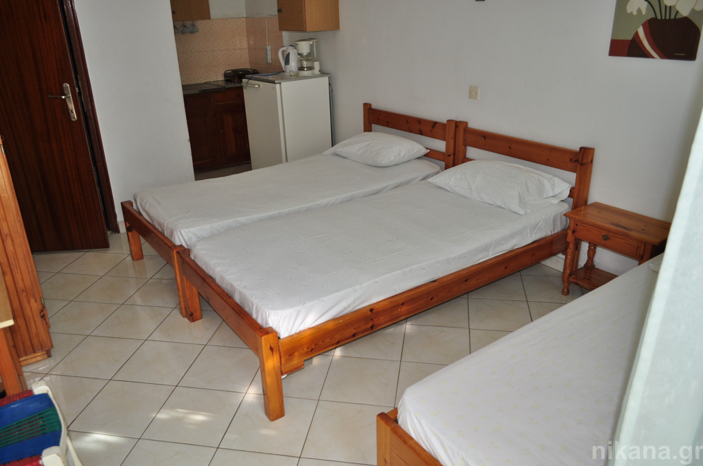 anna rooms potos thassos 3 bed std high ground floor #2  (2)