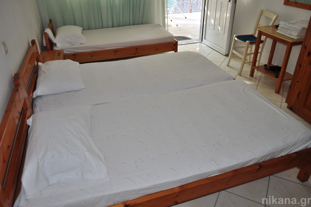 anna rooms potos thassos 3 bed std high ground floor #2  (6)