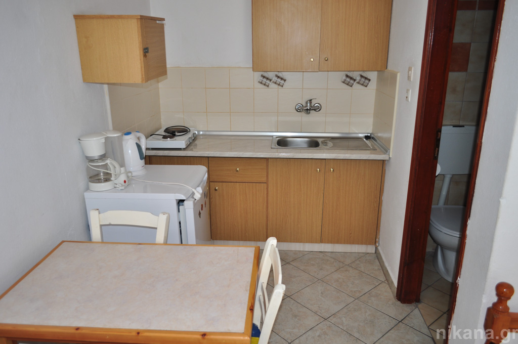 anna rooms potos thassos 4 bed std high ground floor #3  (5)