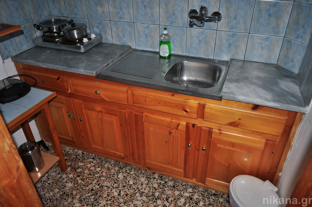 anna rooms potos thassos shared kitchen 1st floor  (1)