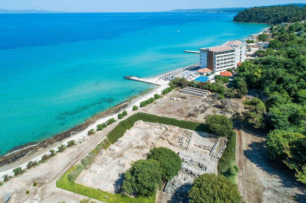 Ammon Swimming Pool: Ammon Zeus Hotel - Kallithea