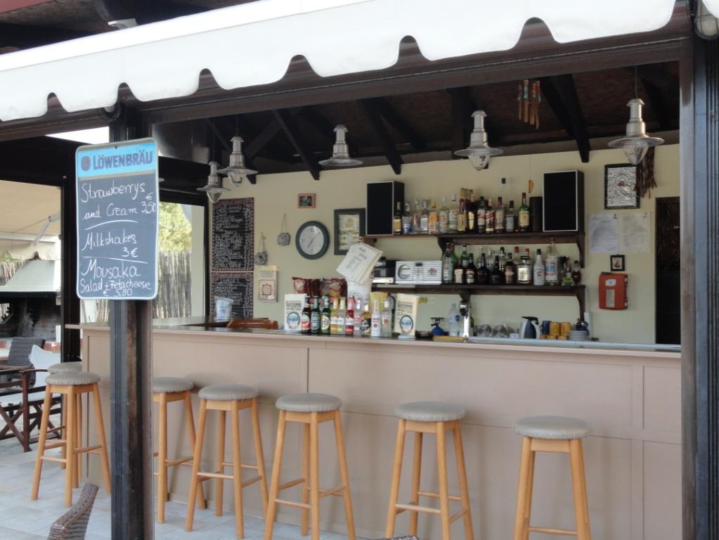 Kitchen Bar Menu Thessaloniki